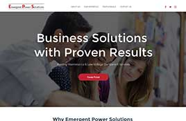 Emergent Power Solutions